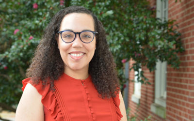 OIED Welcomes Danielle Carr