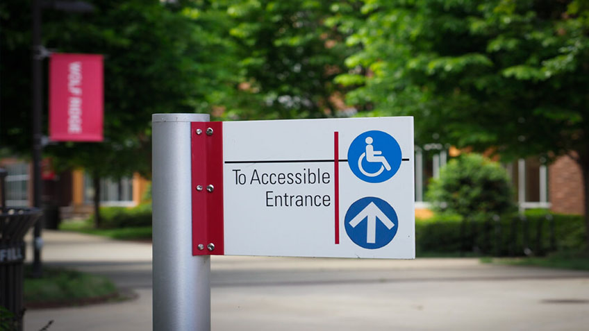 Campus Accessibility
