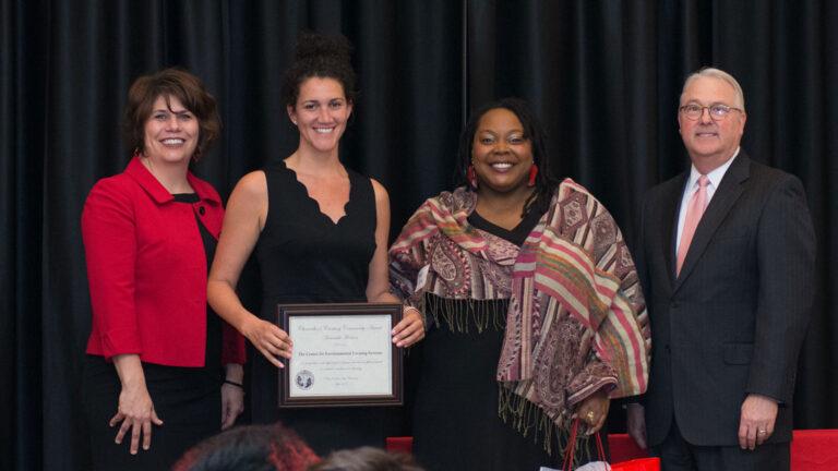 Chancellor's Creating Community Awards 2019