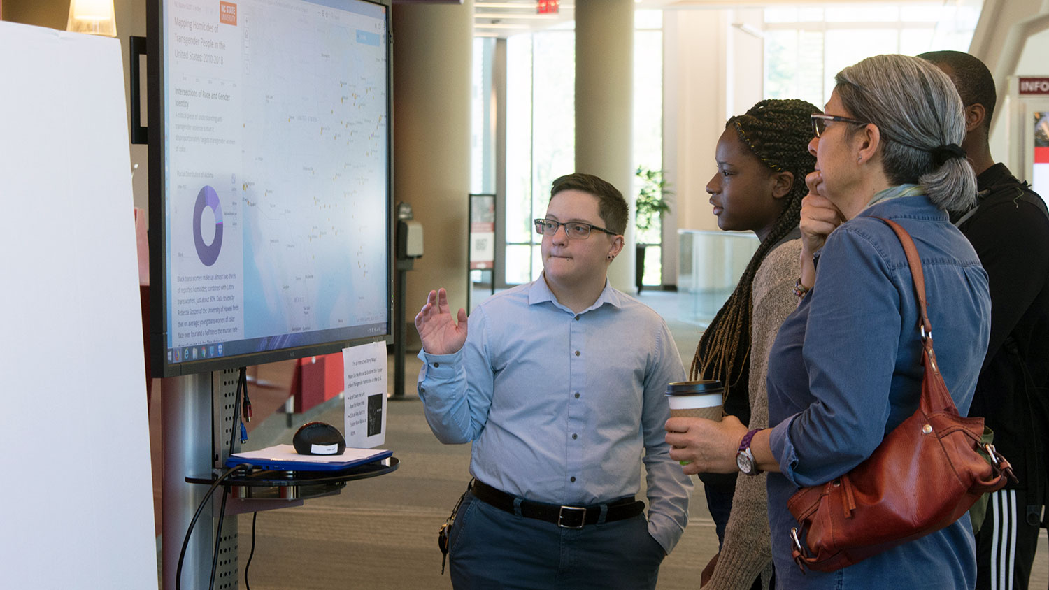 Gender and Equity Research Symposium poster presentation