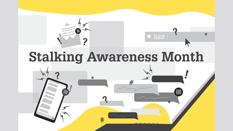 Stalking Awareness Month 2021