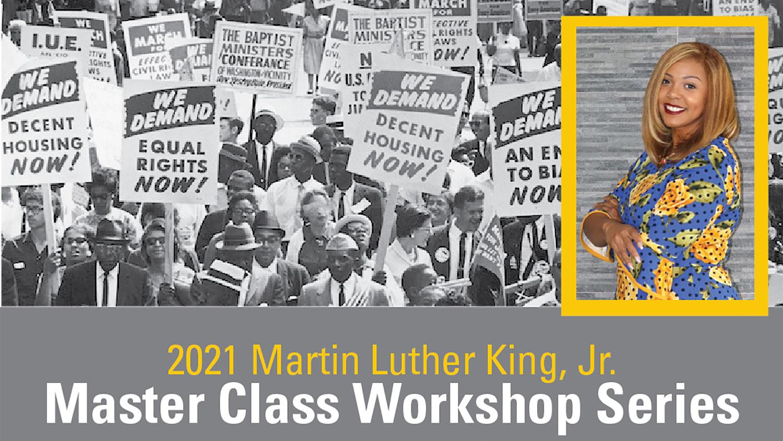 MLK Master Class Series 2021
