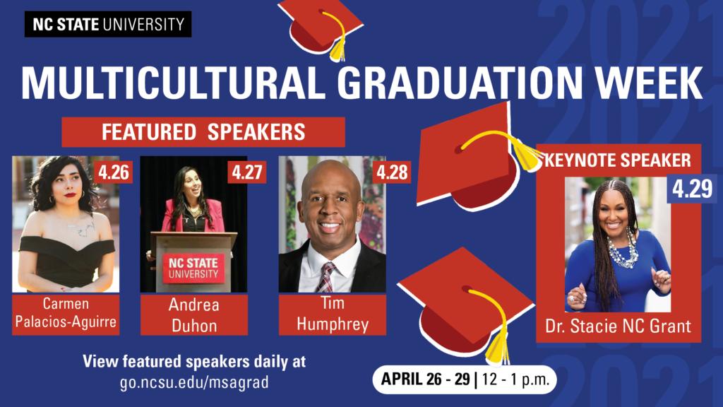Multicultural Graduation 2021